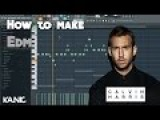 Fl Studio  How to make EDM like Calvin Harris etc... Free Flp