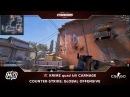 StarSeries i-League S4   Gambit vs fnatic   KRIMZ quad kill CARNAGE