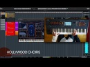Hollywood Choirs First Look Realtime Performance Improvisation
