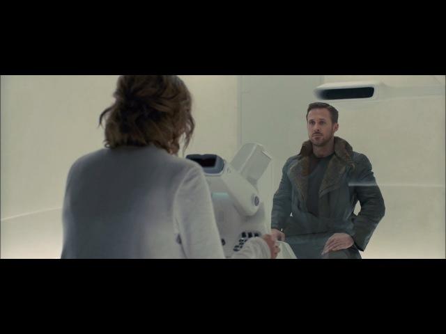 Blade Runner 2049 - Memory Facility Scene