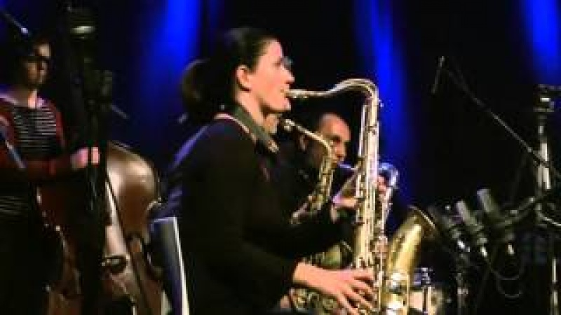 VIENNA IMPROVISERS ORCHESTRA with Peter Waugh Porgy Bess