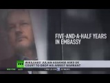 ASSANGE HYPOTHETICALLY FREE IF ARREST WARRANT APPEAL GRANTED, RULING DUE FEBRUARY 6