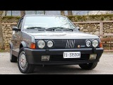 Fiat Ritmo Abarth 130 TC - Davide Cironi Drive Experience (ENG.SUBS)