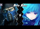 Sub-Zero VS Kula Diamond (Mortal Kombat X King of Fighters) | Battle Royale S1E2 | CX