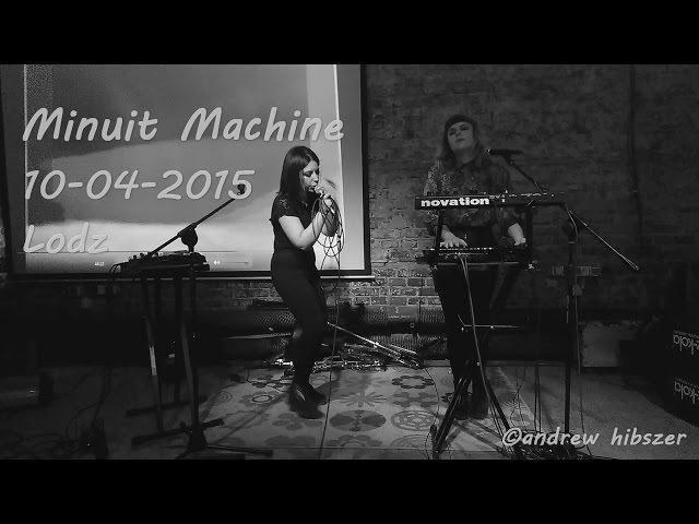3|12 Minuit Machine - Comedown / 10.04.2015