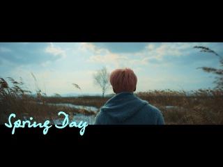 BTS — Spring Day — rus sub — русские субтитры