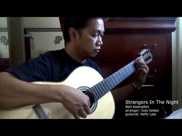 Strangers In The Night - B. Kaempfert (arr. Jose Valdez) Solo Classical Guitar