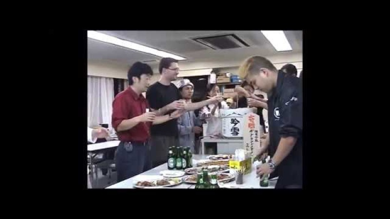 Lost in Translation behind the scenes