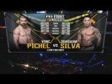 FIGHT NIGHT CHARLOTTE Vinc Pichel vs. Joaquim Silva