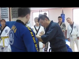 Семинар Гранд-мастера Чой Кил Бонга в Липецке