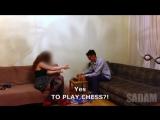 Вызвал проститутку для партии в шахматы (VIDEO ВАРЕНЬЕ)