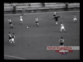 Lig Özetleri - 1966 - 1967 Sezonu - 21. Hafta - Galatasaray 1 - 1 Beşiktaş