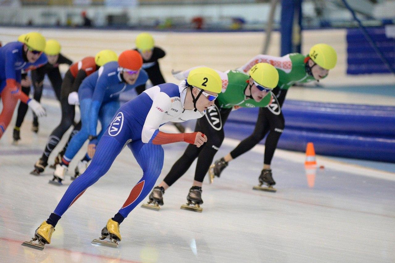 Итоги 7 х Всероссийских открытых соревнований по конькобежному спорту «Коломенский лёд», фото Коломна Спорт
