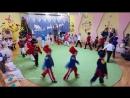 Танец солдатов. Д.С №11 группа 12