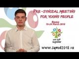 EN Pre-Synodal Meeting