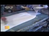Мрамор искусственный ''Далиши Жэньцзао'' - производственный процесс с добавлением цемента ''Шуйни'', гипса ''Шигао'', полиэфирны