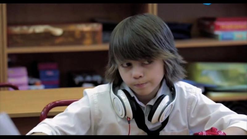 Классная школа (2013) Россия - 32. Съёмки клипа