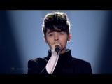 Kristian Kostov - Beautiful Mess (Bulgaria) LIVE at the second Semi-Final  финал Евровидение 2017 Болгария