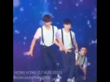 kyungsoo fall in love with kai dance
