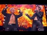 Billy Idol and Miley Cyris-- Rebel Yell