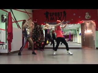 """Zumba® fitness  """"grupo bip (pegale con to)"""""""