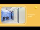 Интерьер в 3D- панели из гипса и МДФ, двери и плинтуса -- FORUMHOUSE