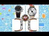 Добрый обзор часов Lemfo LEM5 , умные часы, smart watch
