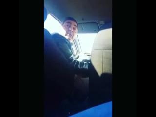 У таксиста пригорает