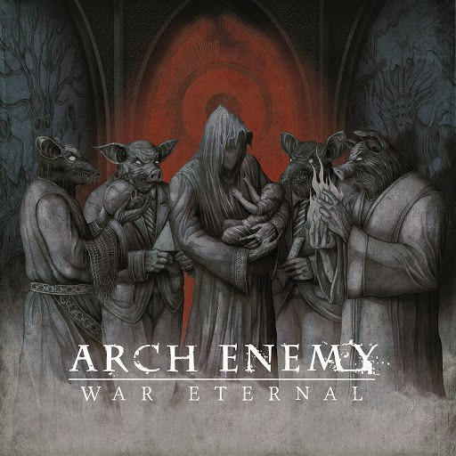Arch Enemy альбом War Eternal