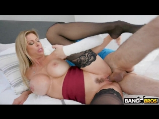 BangBros Alexis Fawx  My Peeping Step Son