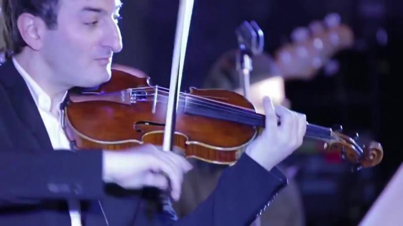 Artak Mesropyan Piazzolla Libertango АРТАК МЕСРОПЯН violi