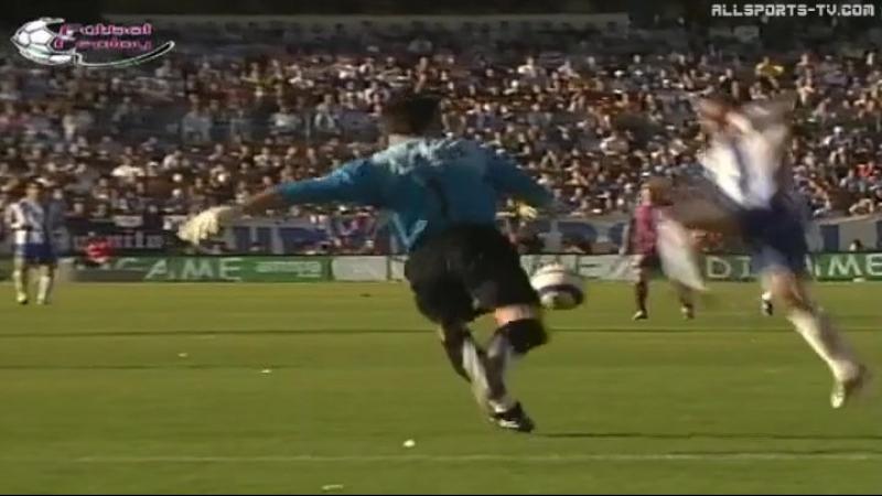 ЧИ 2004 05 33 тур Малага Барселона 0 4