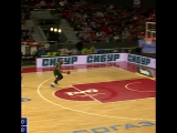 Mardy Collins - steal and dunk in fast break
