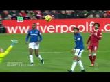 Fantastic Goal Salah - Liverpool vs Everton