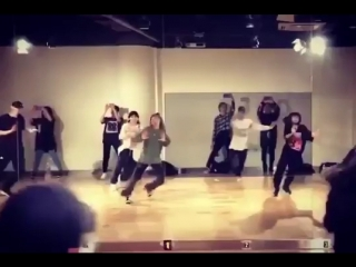 Bill $aber tokyo dance