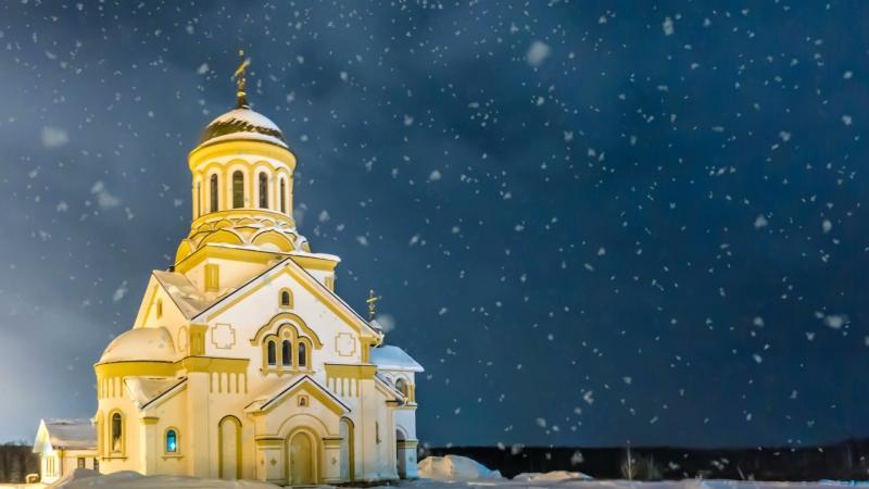 Храм Святого Великомученика и Победоносца Георгия Ижевск