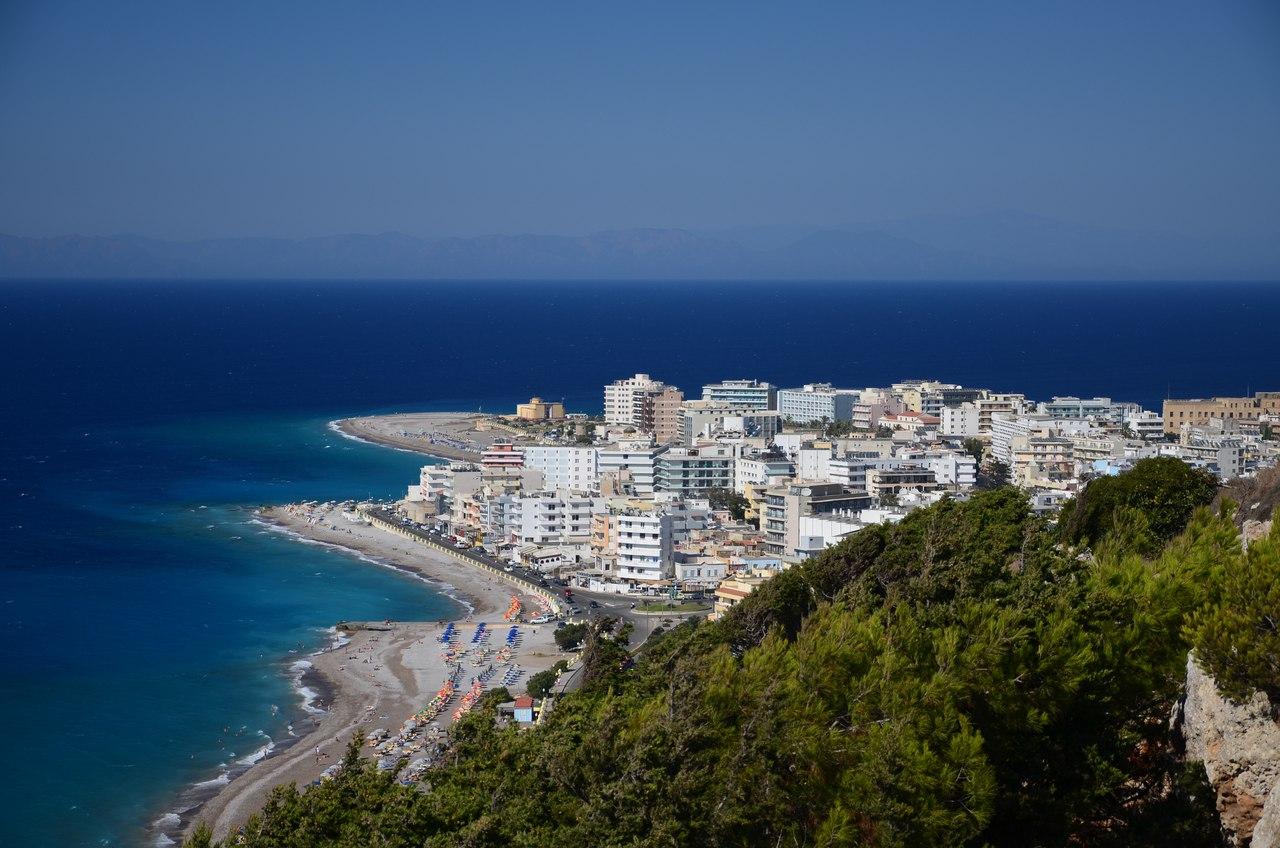 6e_afkmXClE Родос - столица солнечного острова.