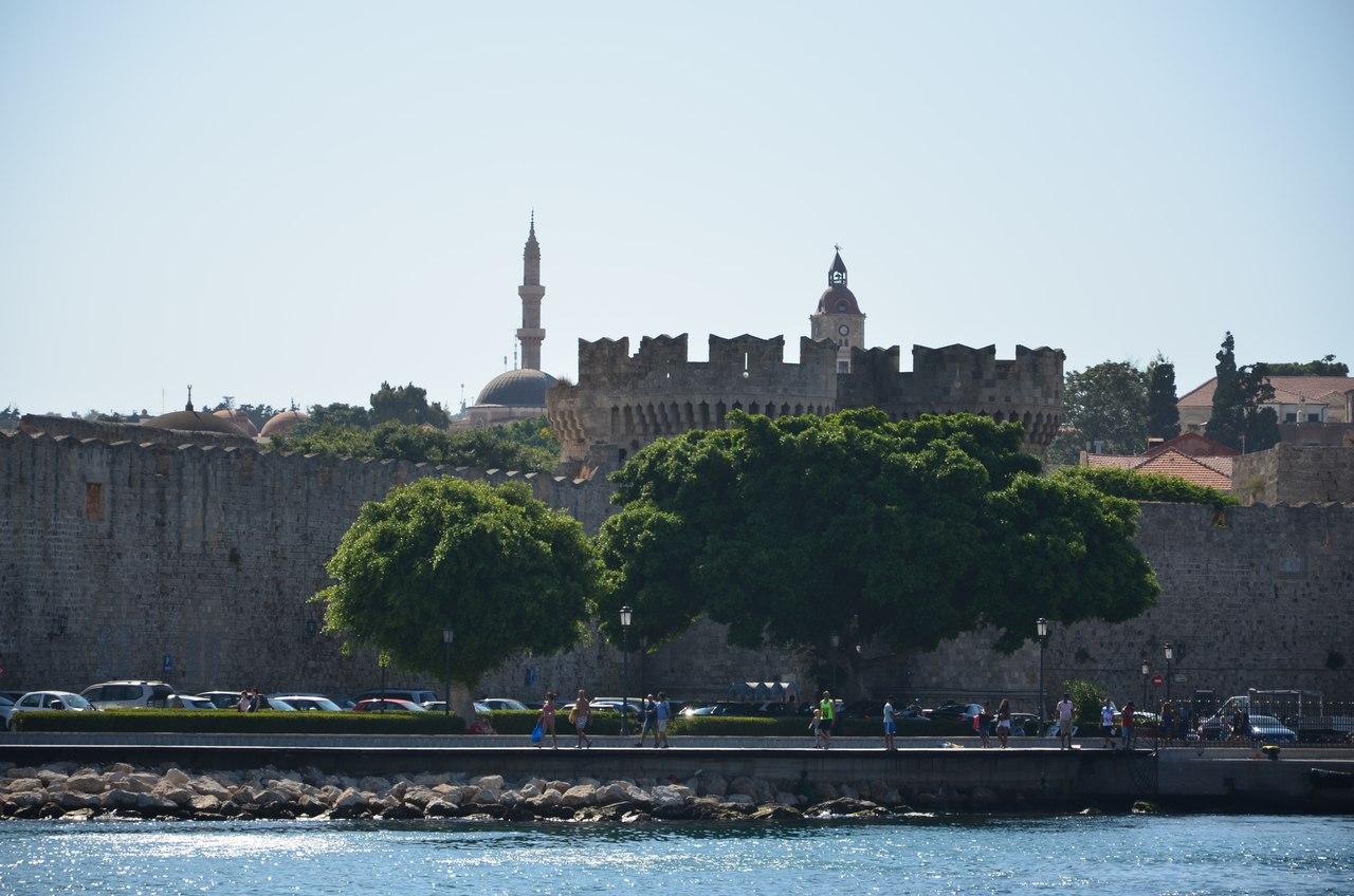 50UCbpgVzU4 Родос - столица солнечного острова.
