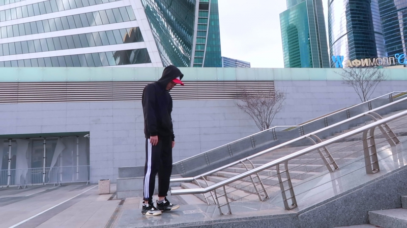 G.I. Joe-MadD3E DANCE VIDEO by PacMan MaxN filmed mounted by Varya Stefanova freestyle choreo