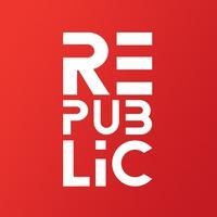 Логотип  Republic / Эффективный SMM