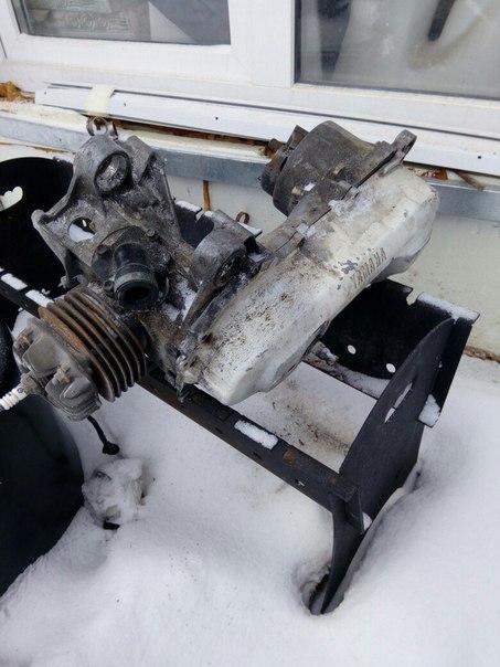 Yamaha 3kj нет генератора и карбюратора, рабочий сегодня 1500