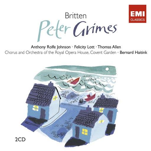 Benjamin Britten альбом Britten: Peter Grimes