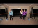 Sandra Hanna - Sunset Callanetics. Workout Intermediate  Вечерняя калланетика