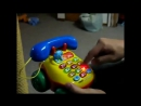 Как заставить детский телефон говорить по взрослому _ Приколы с игрушками kidto
