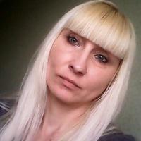 Анкета Ольга Виноградова