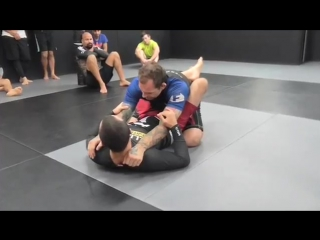 Pendulum Sweep - Closed Guard