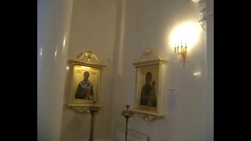 ПОКАЯНИЕ. Иеромонах РОМАН. Съемка в Домовой церкви Сената Российской Империи