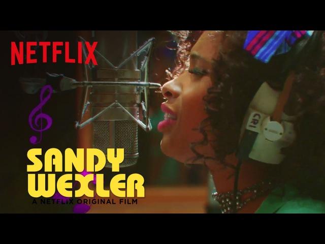 Sandy Wexler   MR. DJ featuring Jennifer Hudson and Ma$e Music Video   Netflix