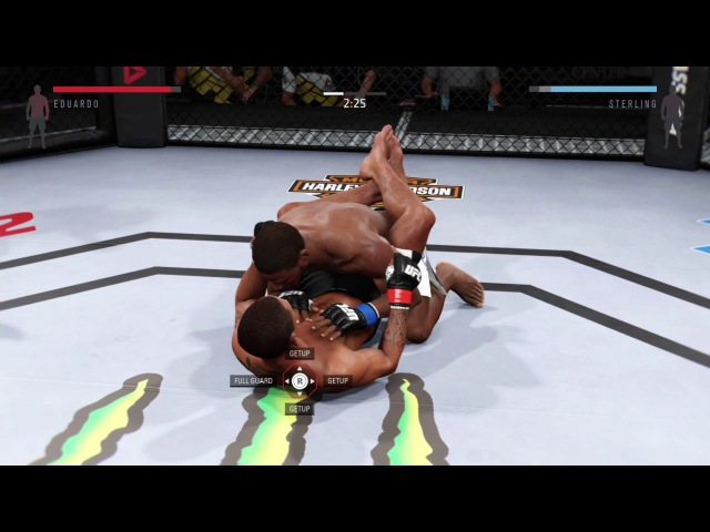 UFL 13. BW. JOHNNY EDUARDO Yuras_Karabas vs ALJAMAIN STERLING mr_as1an077