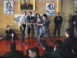 1992.TaiKai.Málaga.Part1.by Bujinkan Ishizuka Dojo Malaga.